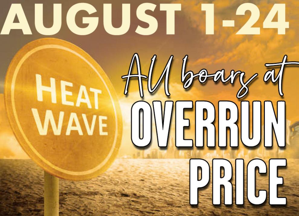 HeatWaveOverrun